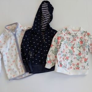 Sweatshirt Bundle Size 18 Months